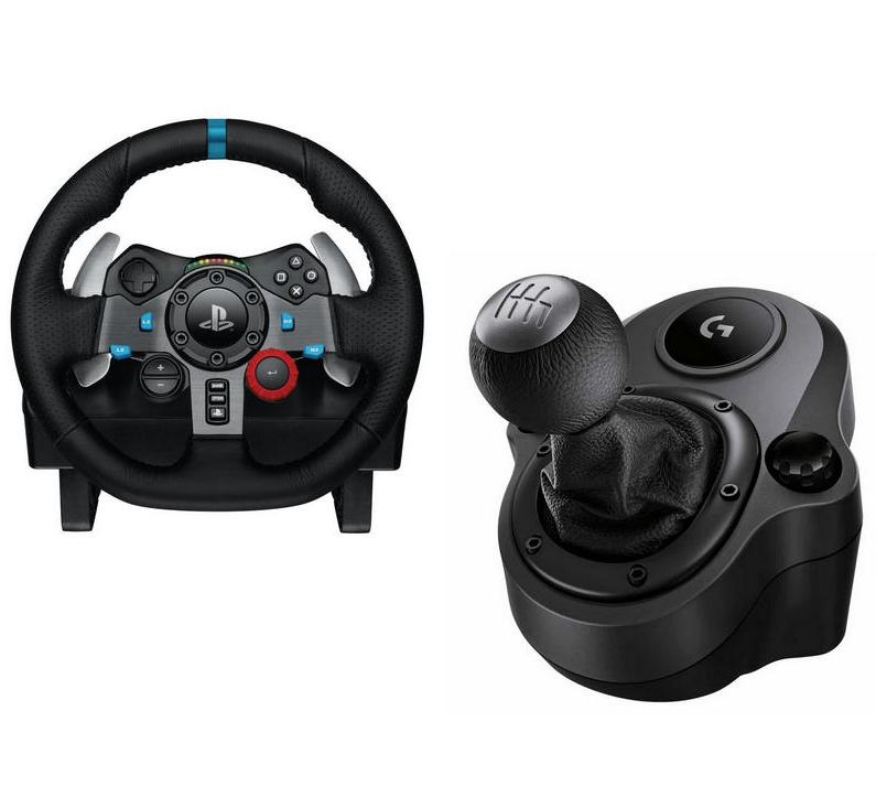 comprar volante logitech g29 palanca de cambios logitech g29 g. Black Bedroom Furniture Sets. Home Design Ideas