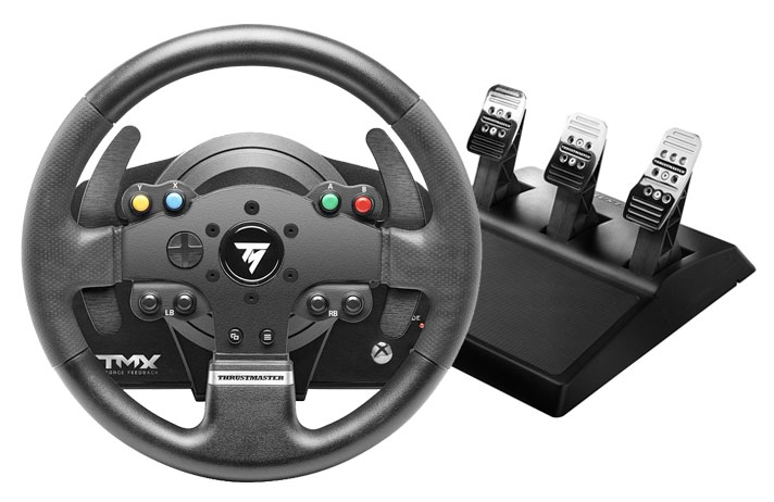In preparation for Forza Horizon 4 - Regarding Racing Wheels