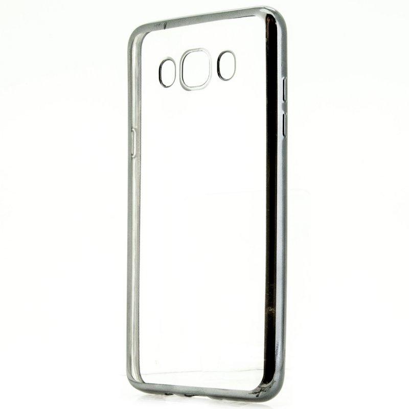 c6f6d5b7a5b Funda TPU Metal Samsung Galaxy J7 2016 Negro X-One